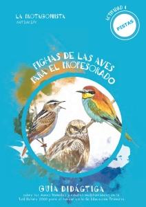 Cuaderno aves profesorado